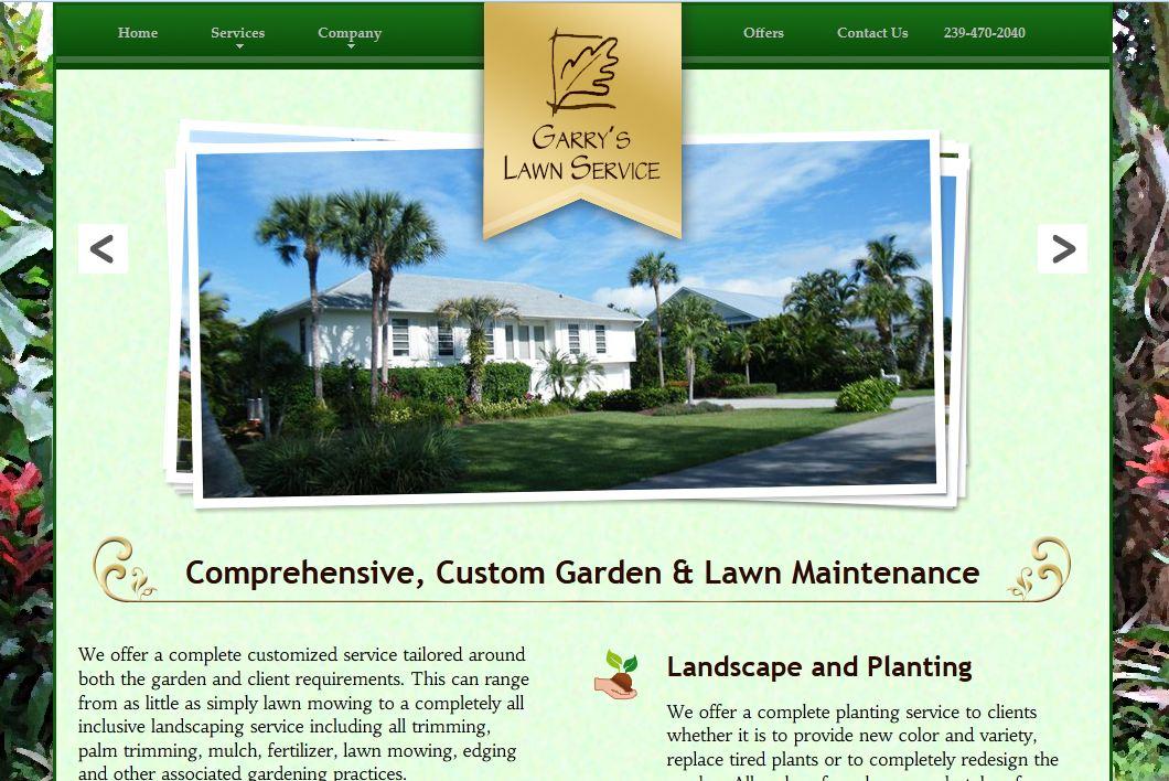 Garrys Lawn Service
