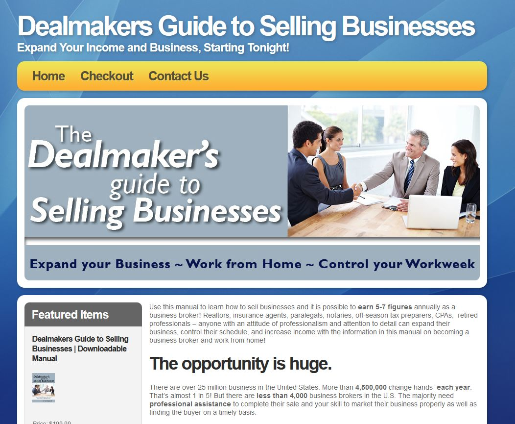 Business Broker
