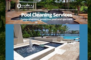 Pool Cleaning Mobile