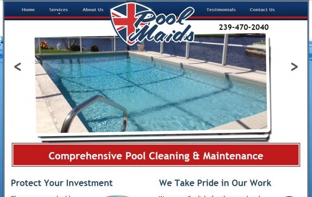 Cape Coral Pool Cleaning Service