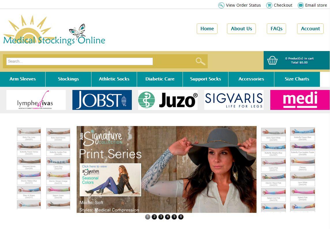 Medical Stockings Online