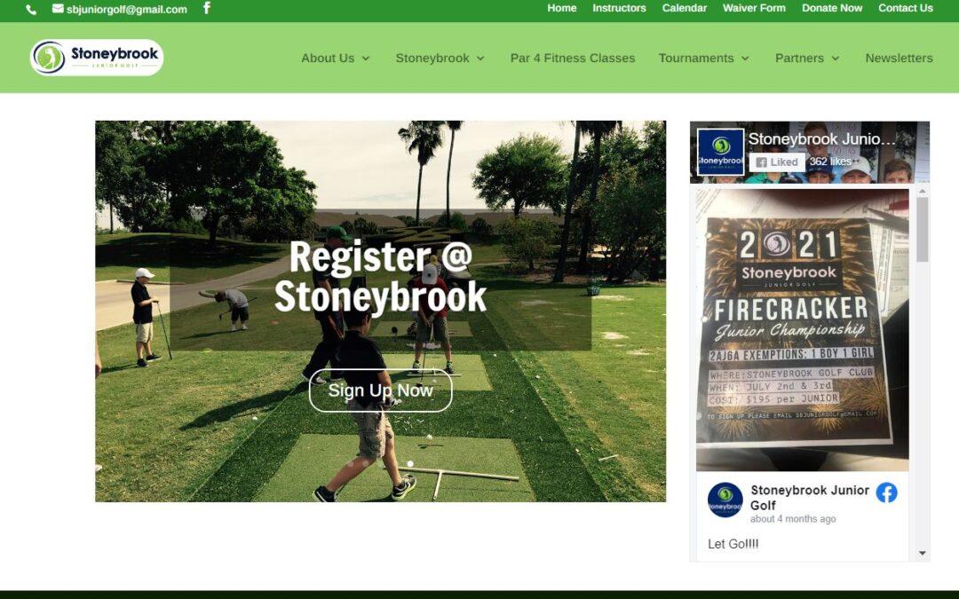 Stoneybrook Junior Golf