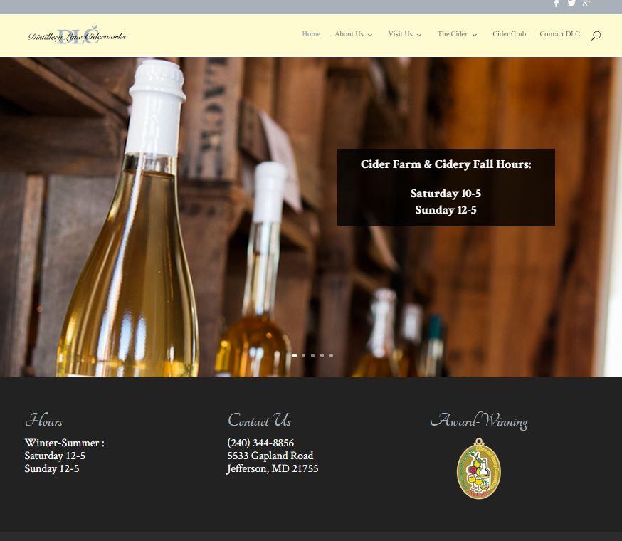 Distillary Lane Ciderworks