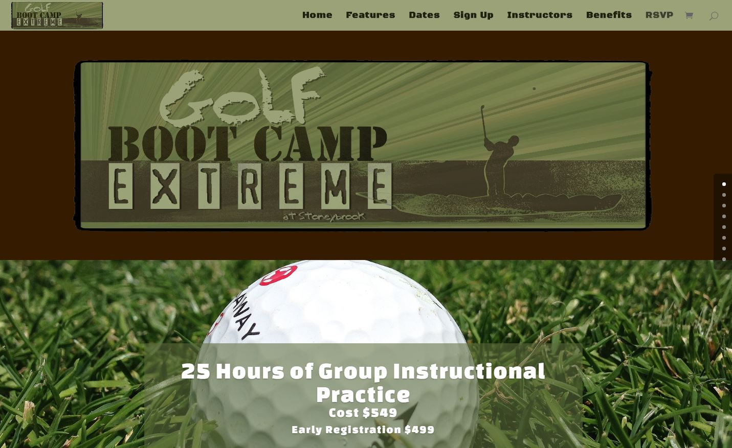 Golf Extreme Screenshot