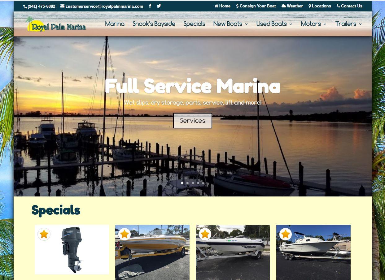 Royal Palm Marina screenshot
