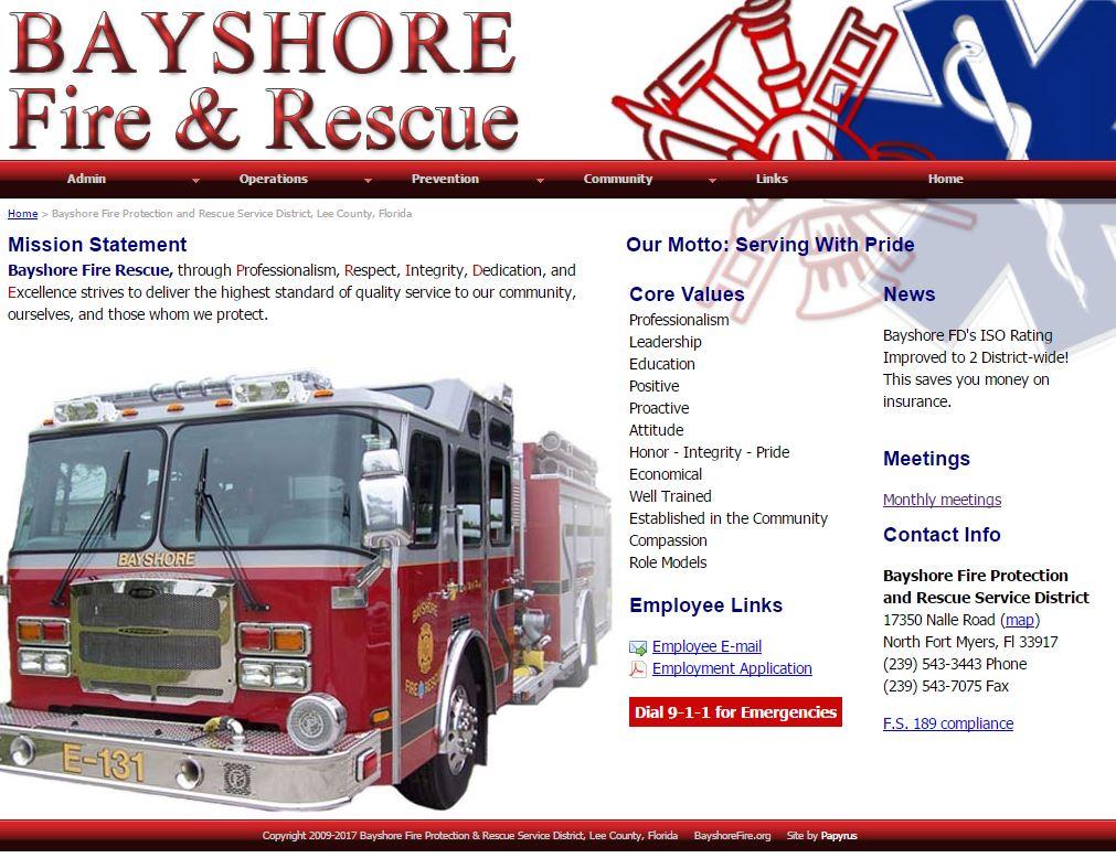 Bayshore Fire Rescue