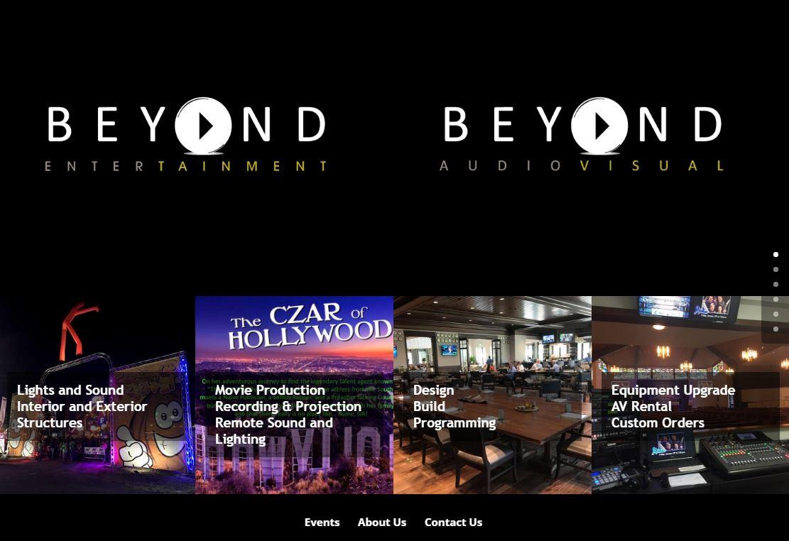 Beyond Audio Visual