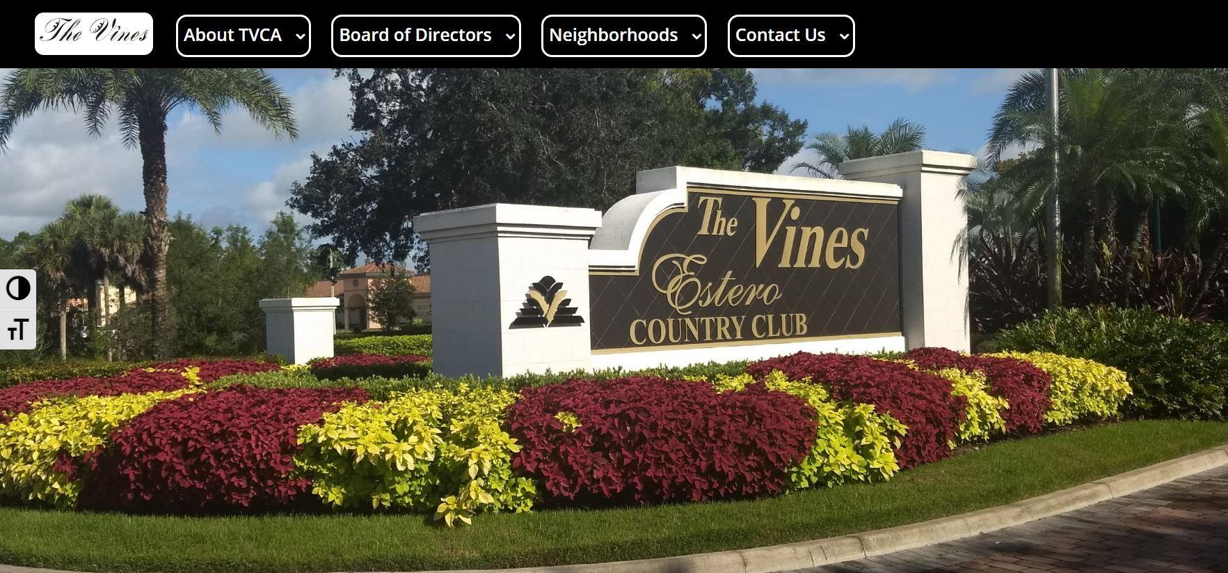 The Vines Community Association