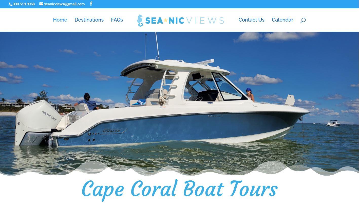 Cape Coral Boat Rides