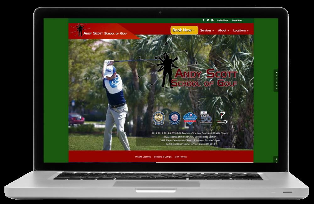 Andy Scott School of Golf