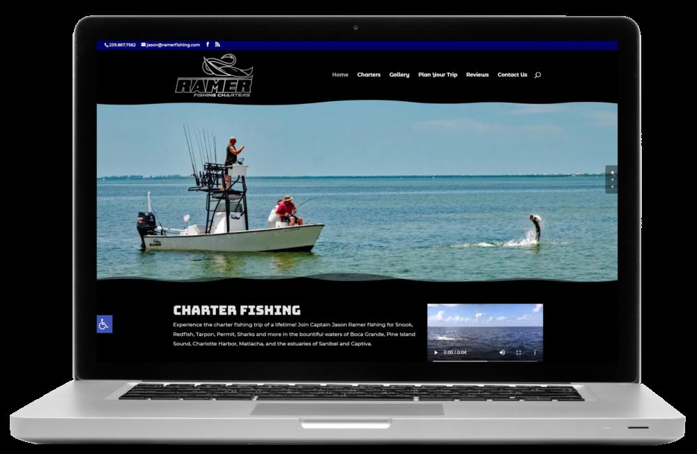 Captain Ramer Fishing